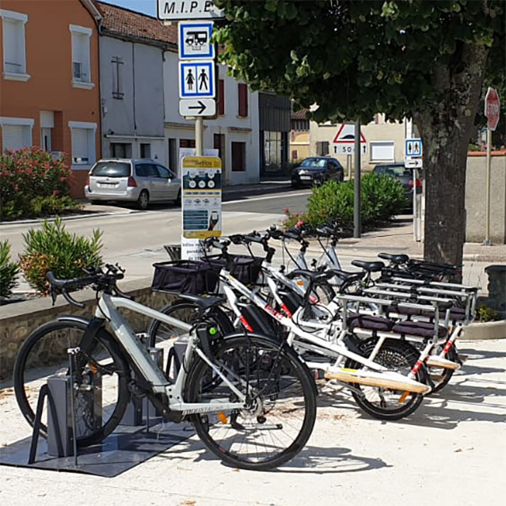 Station de Villecomtal