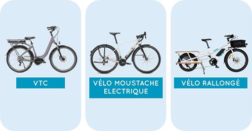 Les vélos disponibles à Villecomtal-sur-Arros